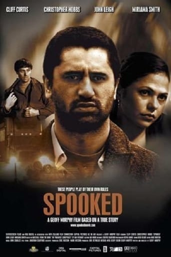 Poster of Spooked