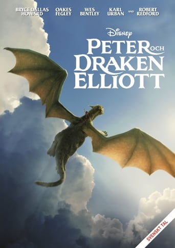 Poster of Peter och draken Elliot