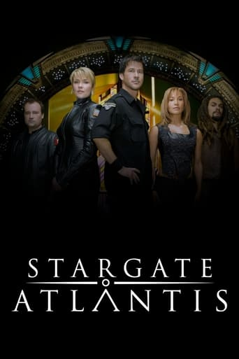 Poster of Stargate Atlantis