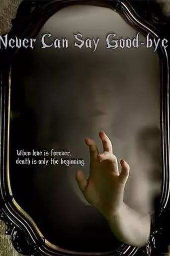Poster of Never Can Say Good-bye