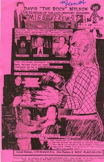 Poster of Miss Werewolf