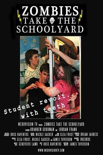 Poster of Zombies Take the Schoolyard