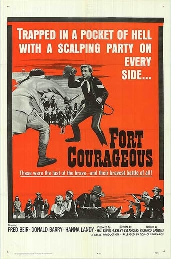 Poster of Fort Courageous