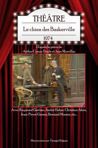Poster of Le chien des Baskerville