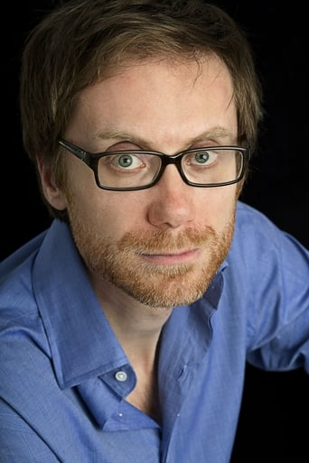 Stephen Merchant alias Michael Morgan