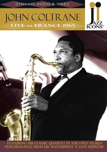 Jazz Icons - John Coltrane Live In France 1965