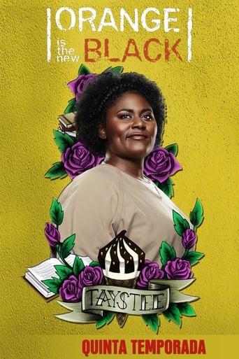 Orange Is the New Black 5ª Temporada - Poster
