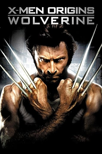 Poster of X-Men Origins: Wolverine