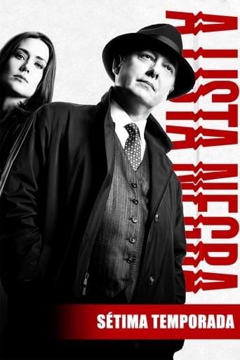 Lista Negra 7ª Temporada - Poster