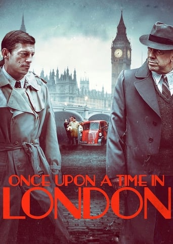 Once Upon a Time in London Poster