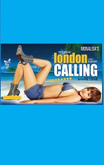 Poster of London Calling