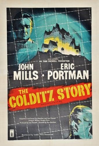 Poster of Les Indomptables de Colditz