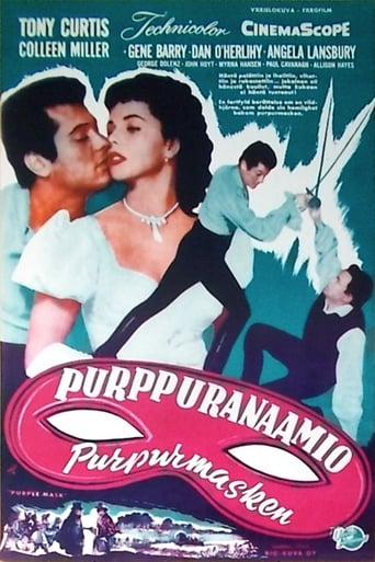 Poster of The Purple Mask