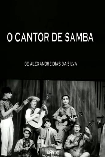 Watch O Cantor de Samba 1994 full online free