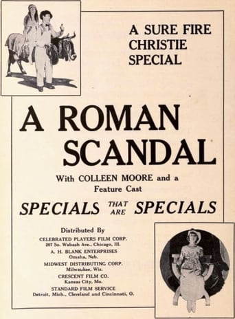 Watch A Roman Scandal Free Online Solarmovies