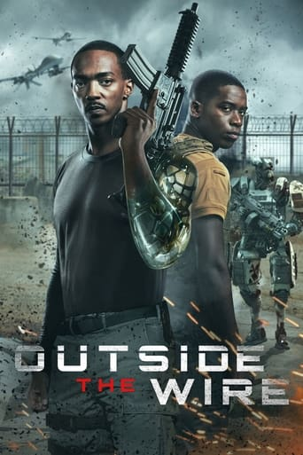Watch Outside the Wire Free Online Solarmovies