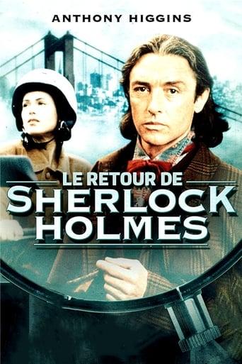 Poster of Sherlock Holmes Returns
