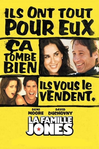 Poster of La Famille Jones