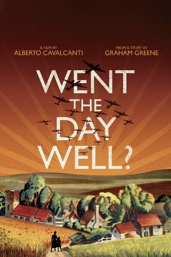 Poster of Went the Day Well?