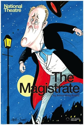 Poster of National Theatre Live: The Magistrate