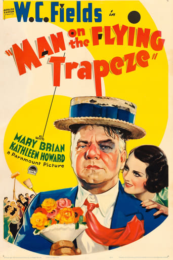 Poster of Man on the Flying Trapeze