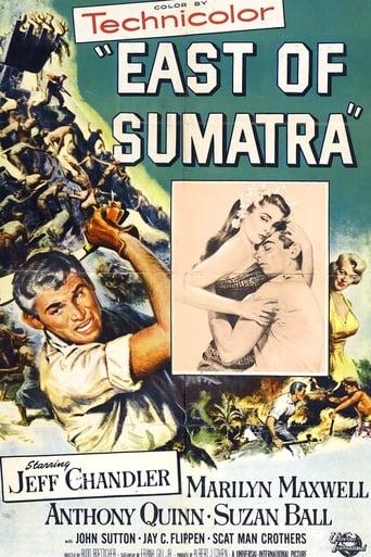 Poster of Al este de Sumatra