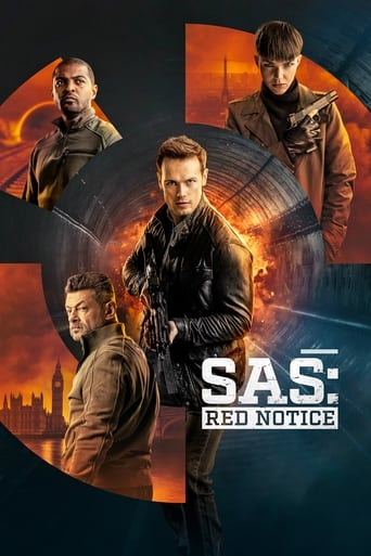 Assistir SAS - Red Notice online