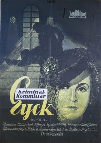 Poster of Kriminalkommissar Eyck