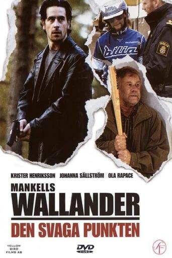 Wallander 06 - Den svaga punkten