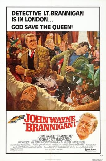 Poster of Brannigan