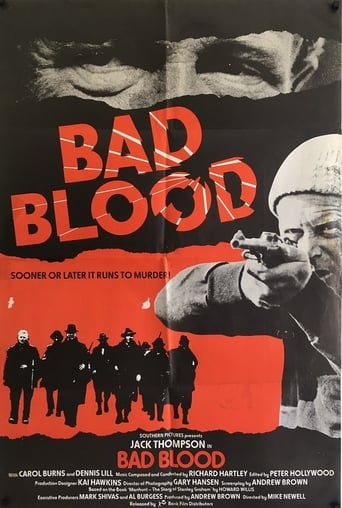 Poster of Bad Blood