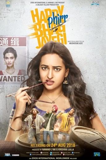 Download Happy Phirr Bhag Jayegi Movie