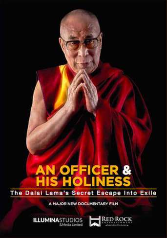 Poster of An Officer & His Holiness: The Dalai Lama's Secret Escape into Exile