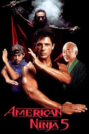voir film American Ninja 5 streaming vf