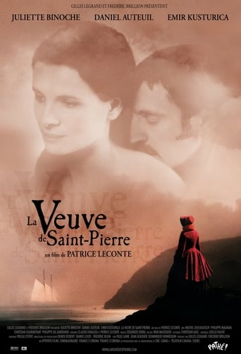 Poster The Widow of Saint-Pierre