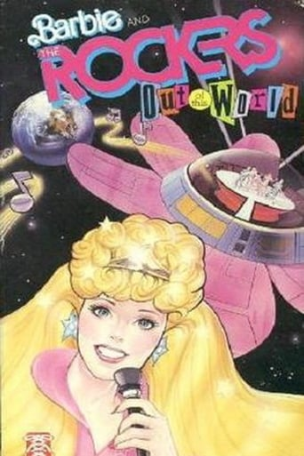 Barbie and the Rockers: Out of This World Movie Poster