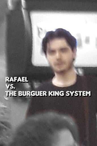 Poster of Rafael vs. The Burguer King System