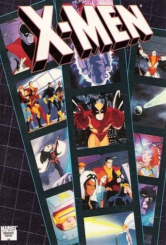 Poster of X-Men: Pryde of the X-Men