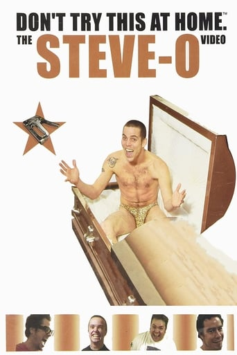 Watch Don't Try This at Home: The Steve-O Video Online Free Putlocker