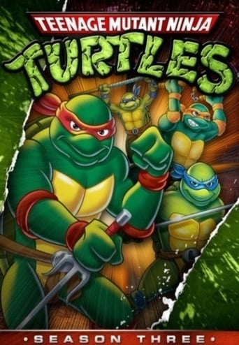 Teenage Mutant Ninja Turtles S03E06