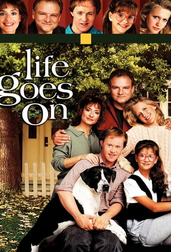Poster of Life Goes On