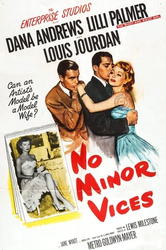 Poster of No Minor Vices