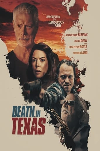 Poster Death in Texas