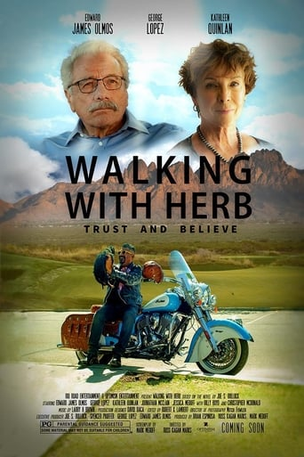 Poster Walking with Herb