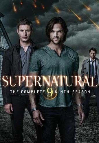 Supernatural 9ª Temporada Completa Torrent (2013) Dual Áudio / Dublado BluRay 720p – Download