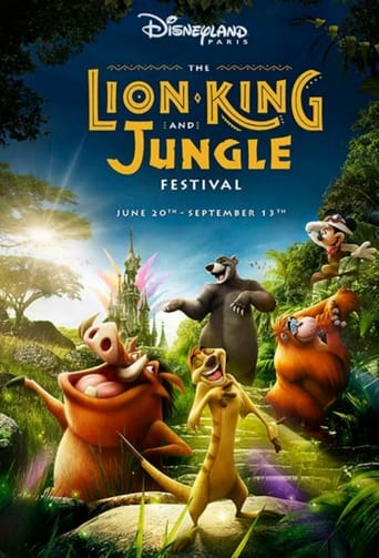 Explore the Lion King and Jungle Festival