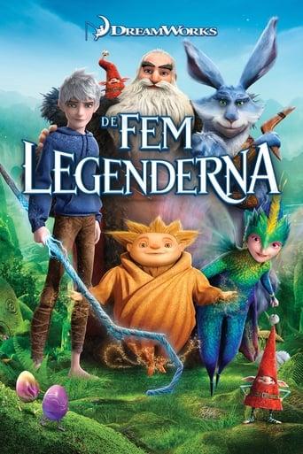 Poster of De fem legenderna