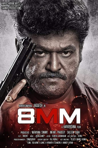 Poster of 8MM Bullet