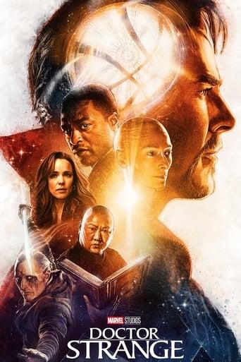 Poster of Doctor Strange: Strange Company