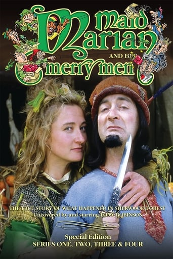 Poster of Maid Marian and Her Merry Men